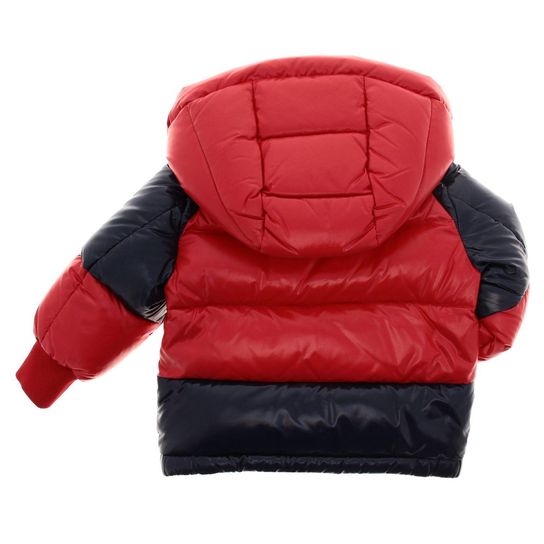 Jacket kids Moncler red 2