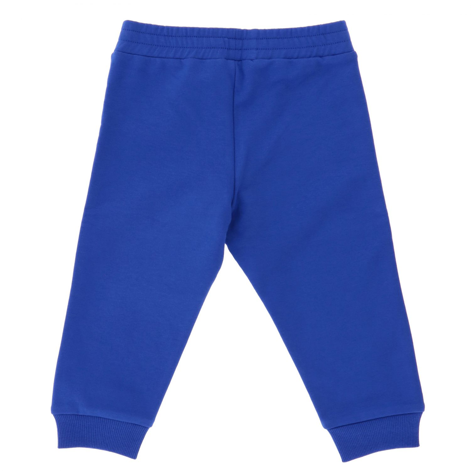 Pantalon enfant Moncler bleu royal 2