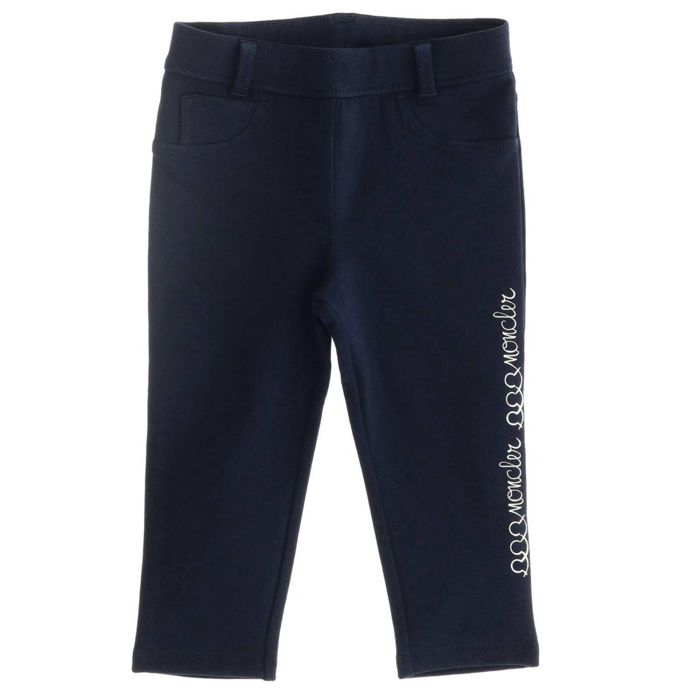Pantalon enfant Moncler bleu 1