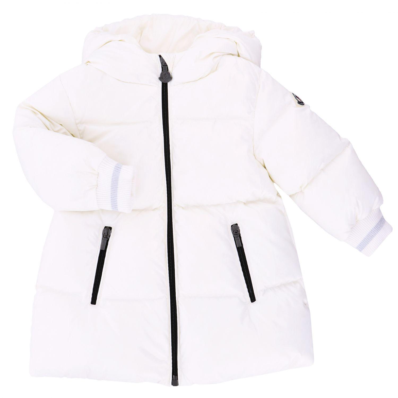 Veste enfant Moncler blanc 1