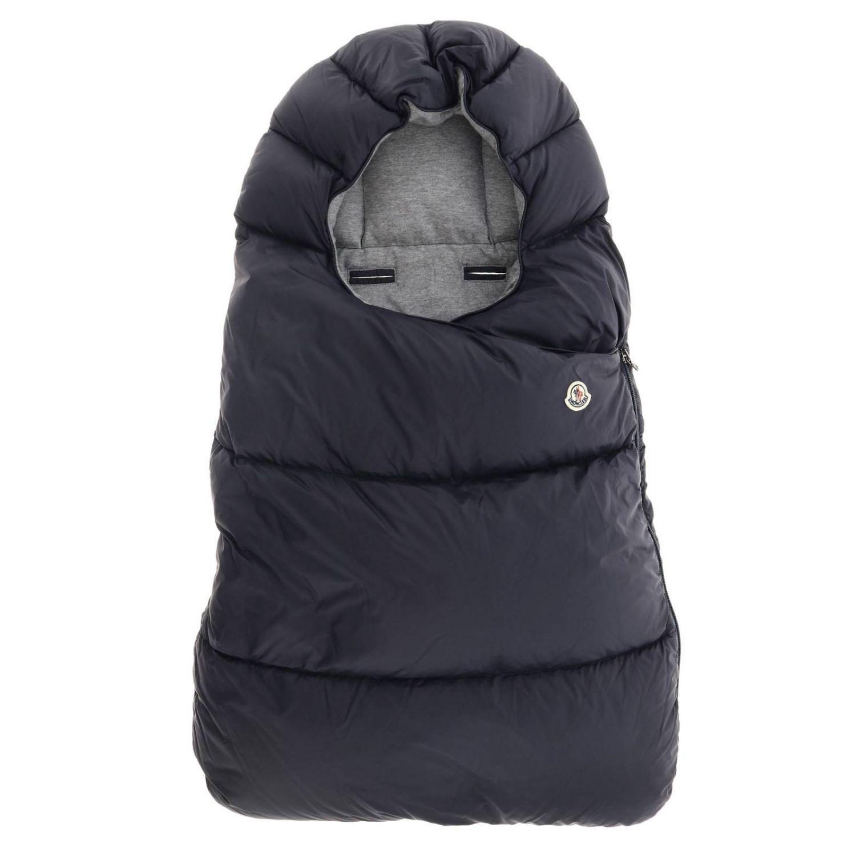 Jacket Moncler: Jacket kids Moncler blue 1