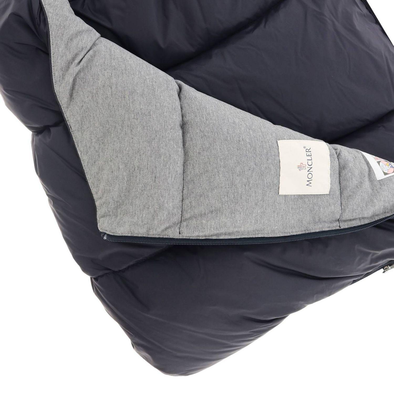 Jacket Moncler: Jacket kids Moncler blue 3