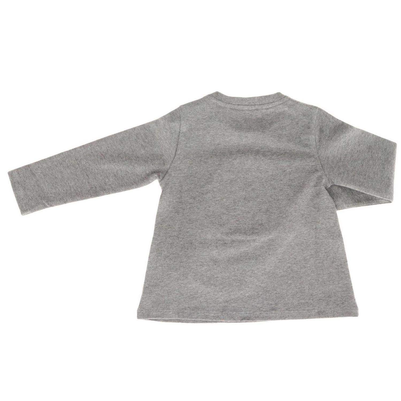 Футболка Детское Moncler серый 2