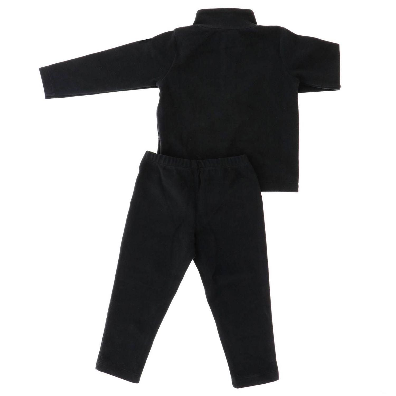 Tracksuit kids Moncler black 2
