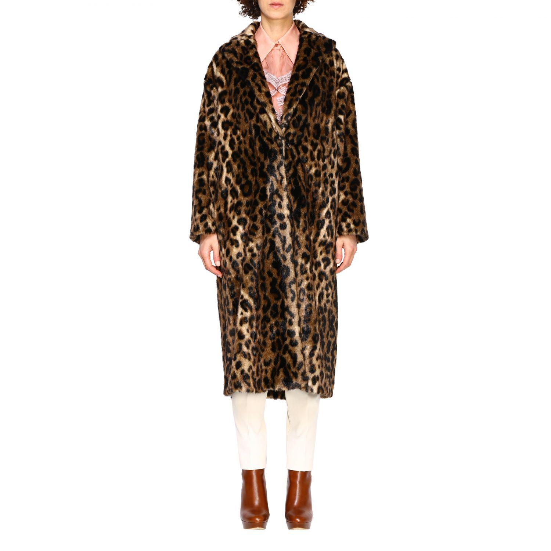 Coat women Red Valentino beige 1