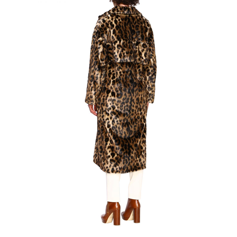 Coat women Red Valentino beige 3
