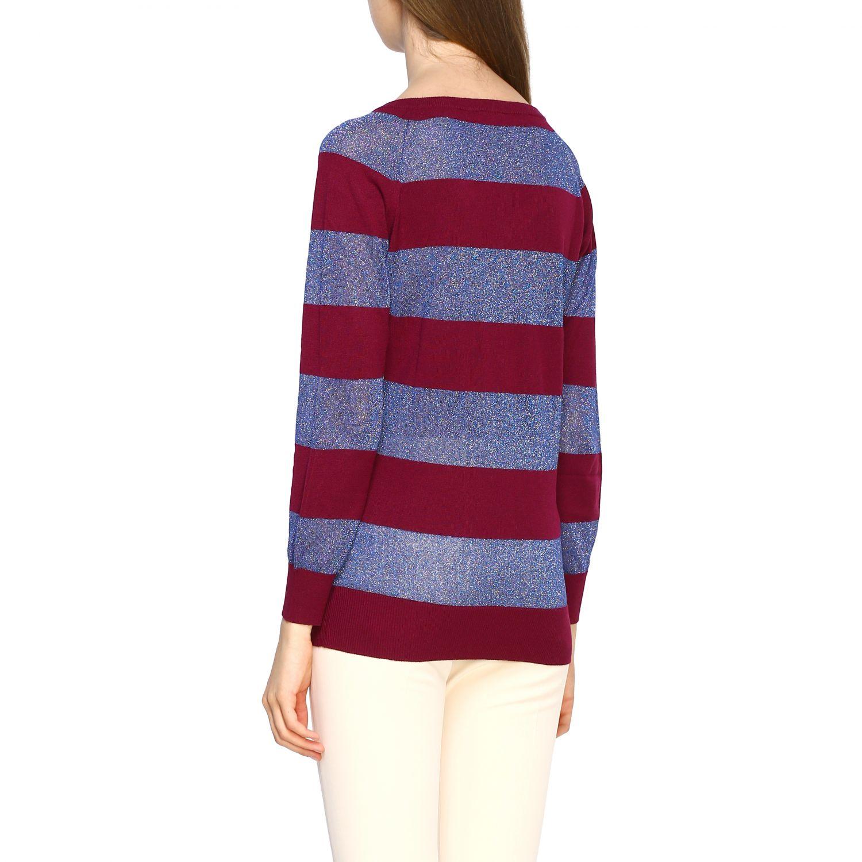 Pullover damen Gallo pflaume 3