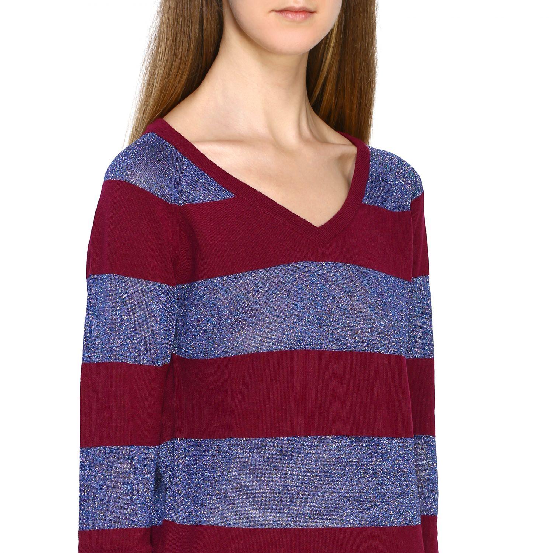 Pullover damen Gallo pflaume 5