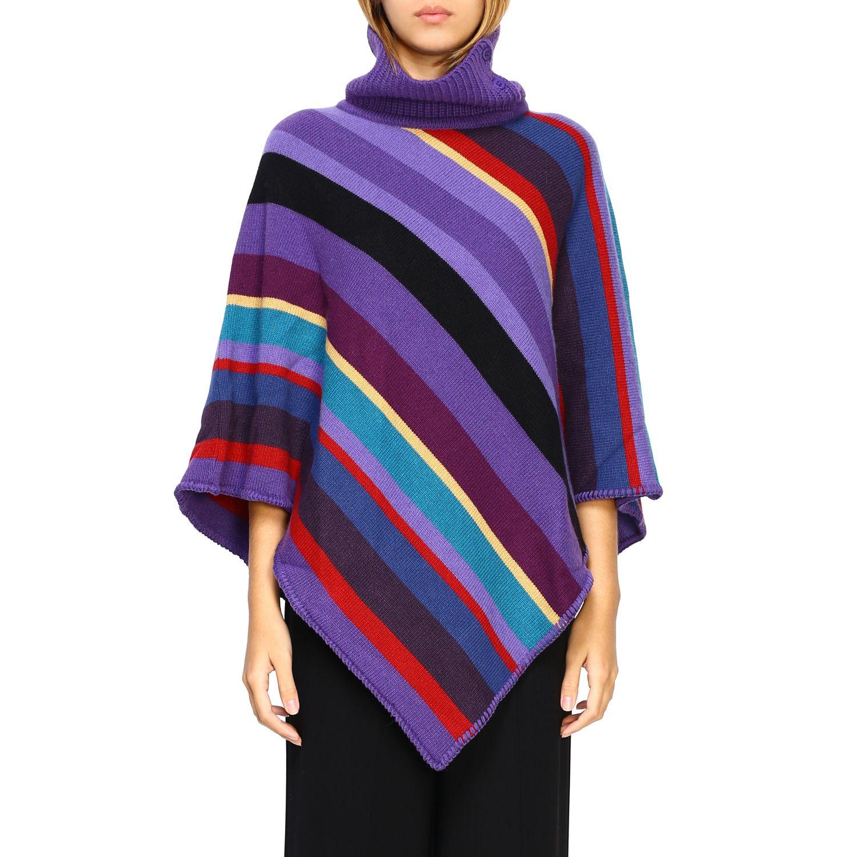Pelerine damen Gallo violett 1