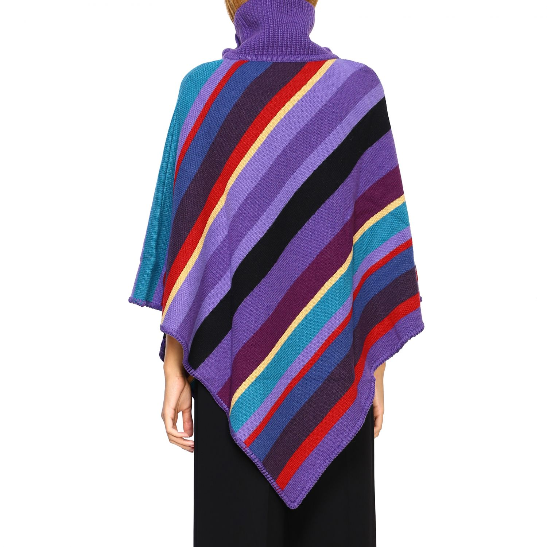 Pelerine damen Gallo violett 3