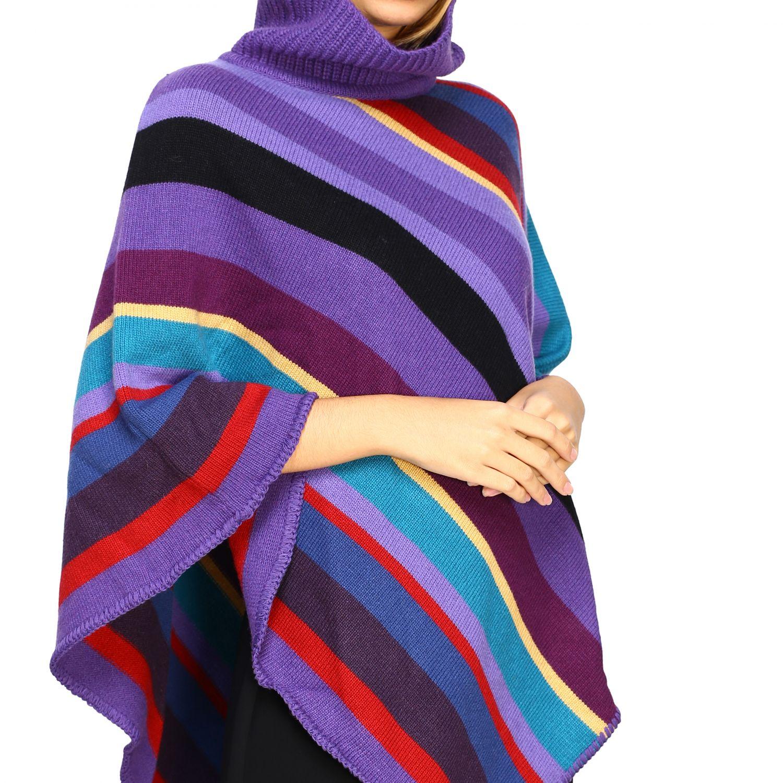 Pelerine damen Gallo violett 5