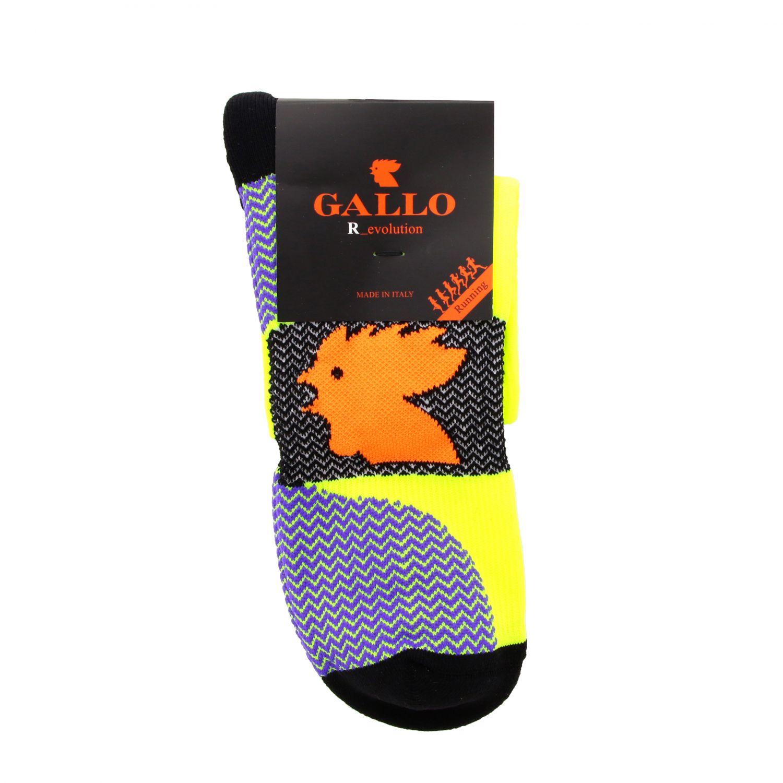 Socken herren Gallo gelb 1