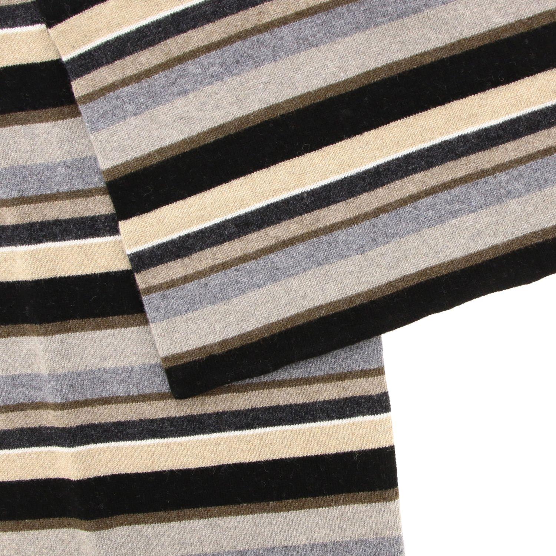 Шарф Мужское Gallo светло-коричневый 3