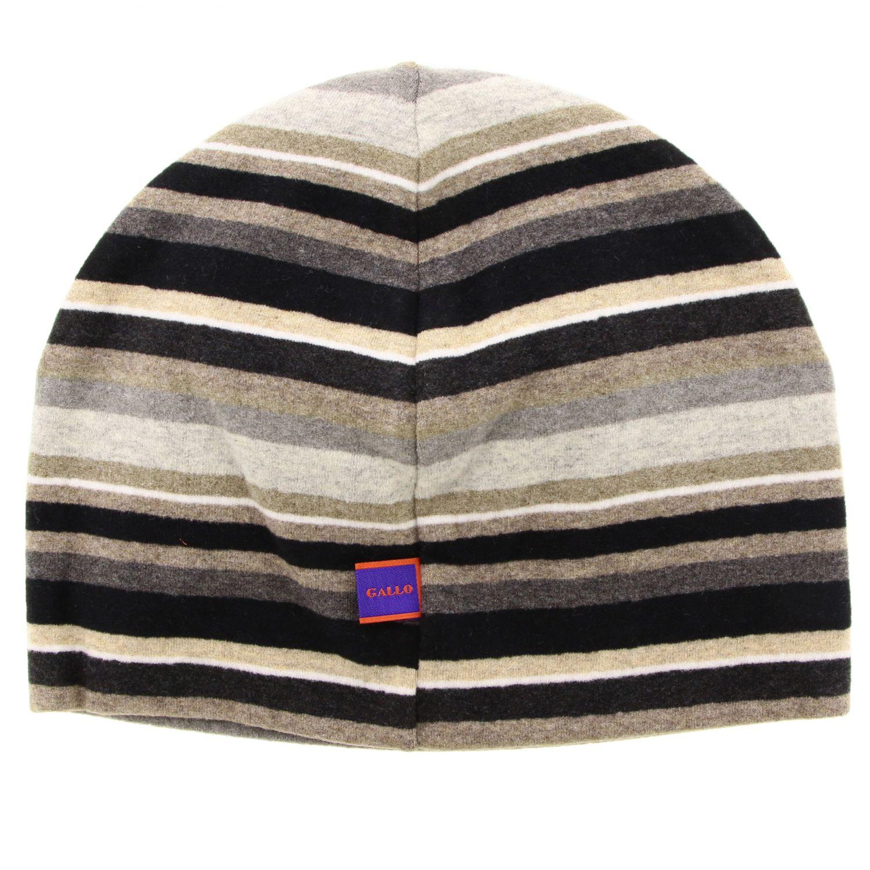 Hat men Gallo black 2