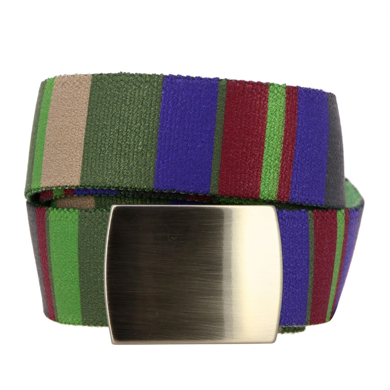 Cinturón hombre Gallo verde 1
