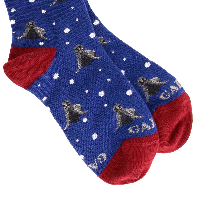 袜子 儿童 Gallo 蓝色 2