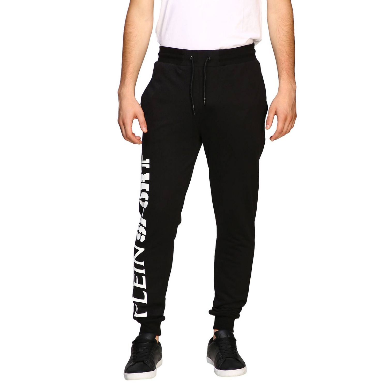 Pants men Plein Sport black 1
