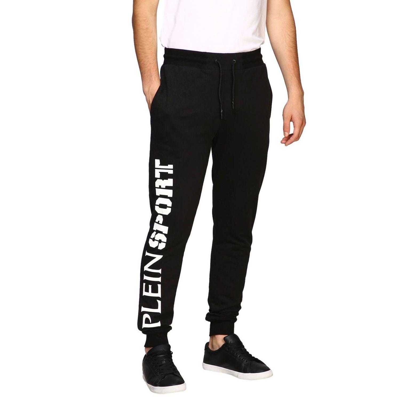 Pants men Plein Sport black 4