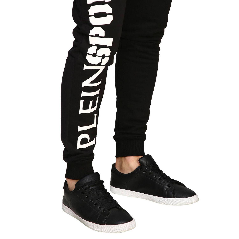 Pants men Plein Sport black 5