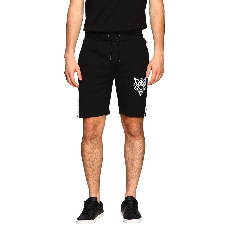 Trousers men Plein Sport black 1