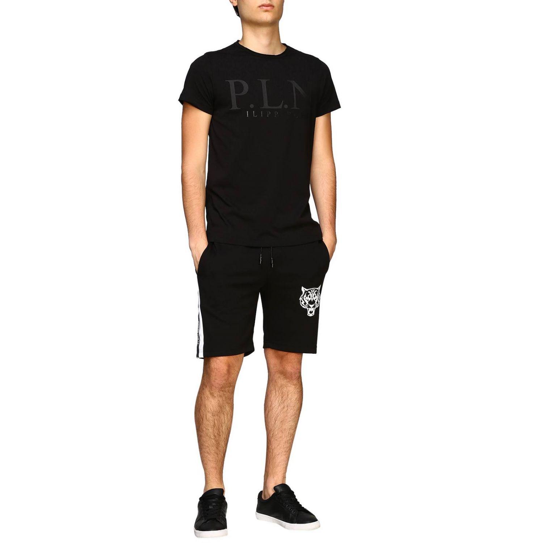 Trousers men Plein Sport black 2