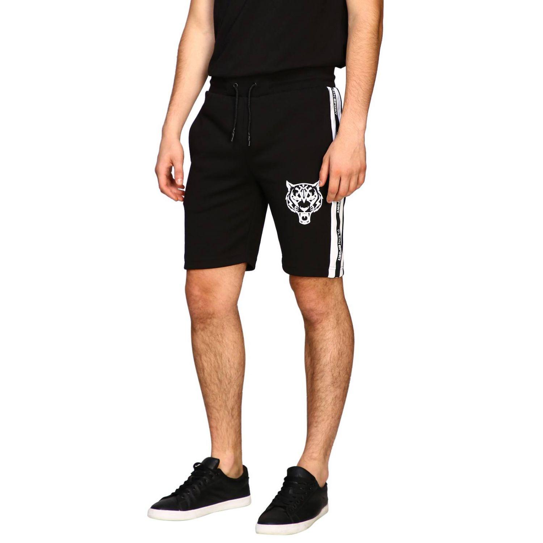 Trousers men Plein Sport black 4