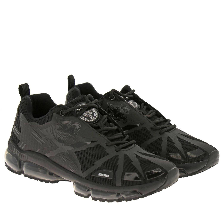 Shoes men Plein Sport black 2