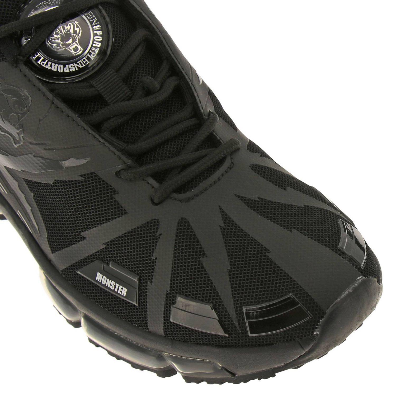 Shoes men Plein Sport black 3