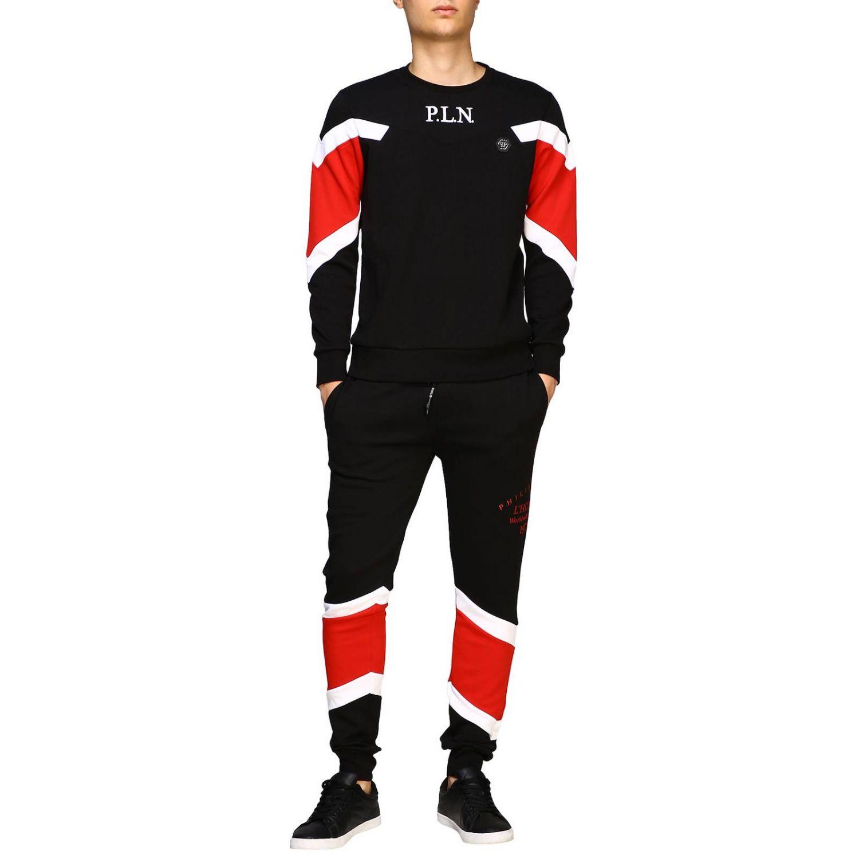 Pants men Philipp Plein black 2