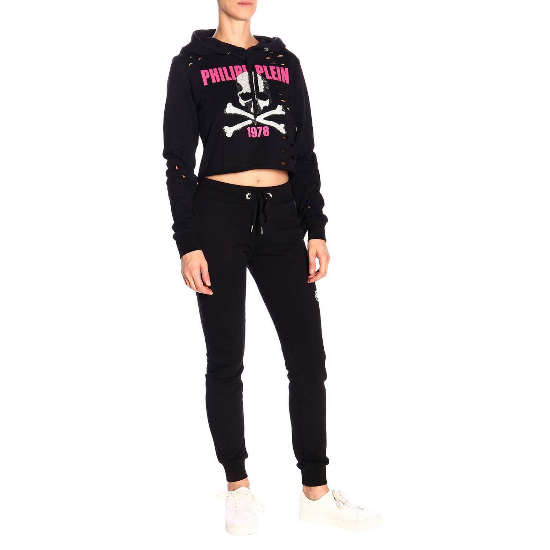Sweater women Philipp Plein black 2