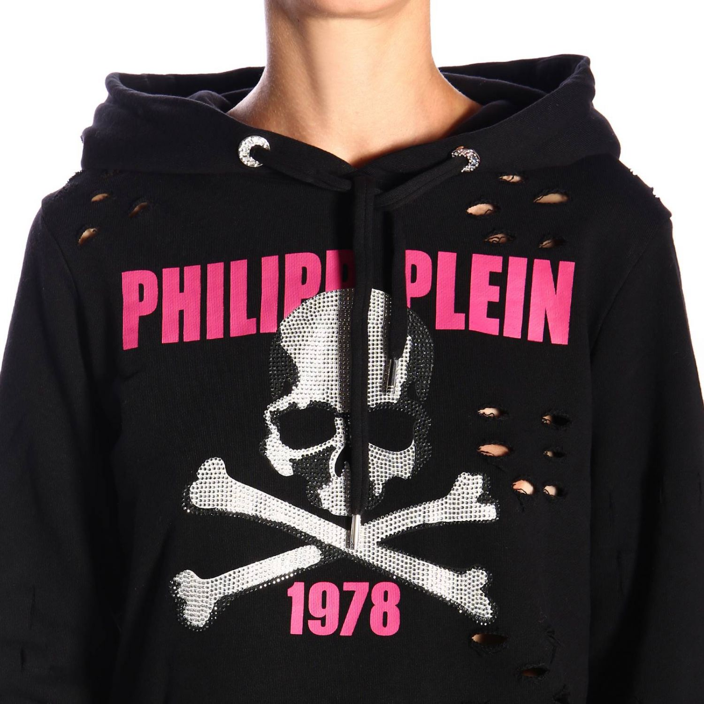 Sweater women Philipp Plein black 4