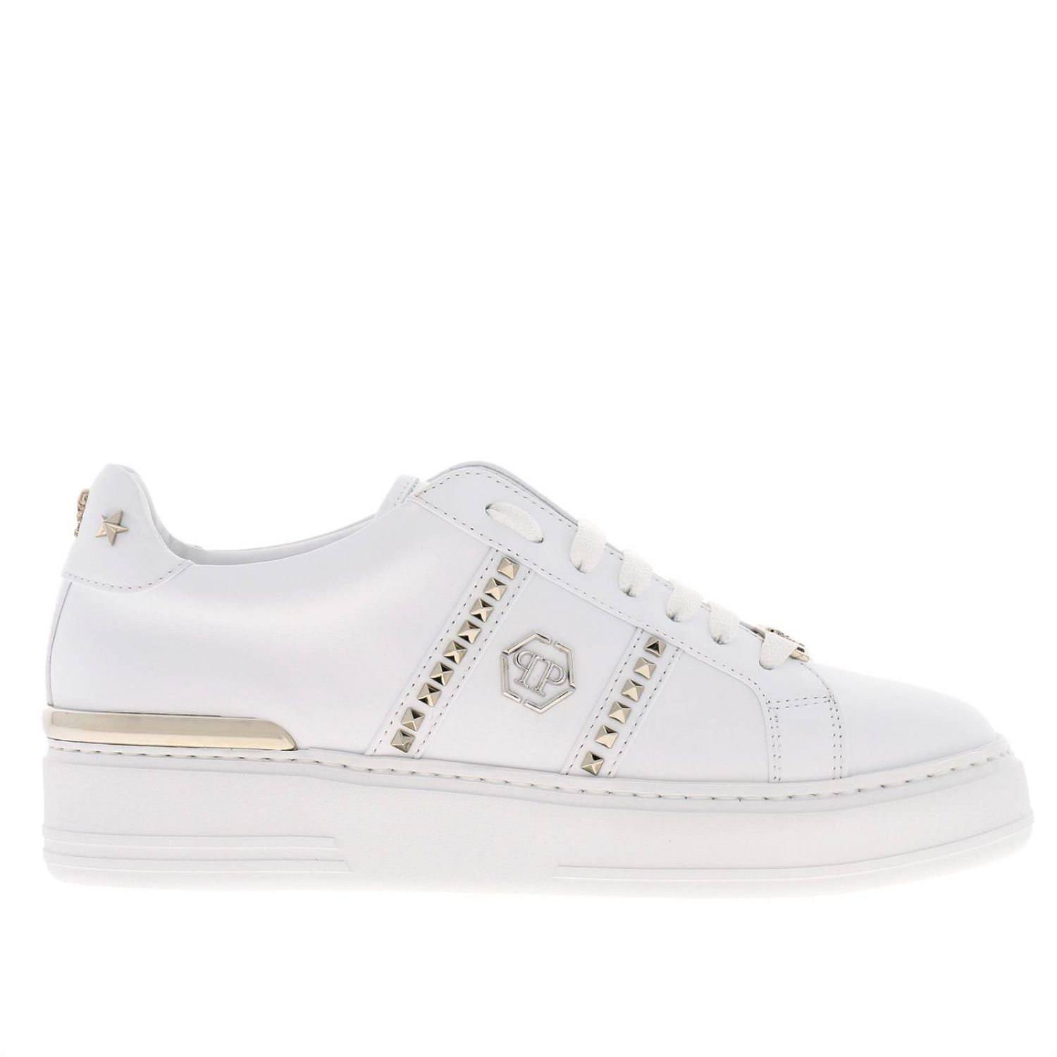 Shoes women Philipp Plein white 1