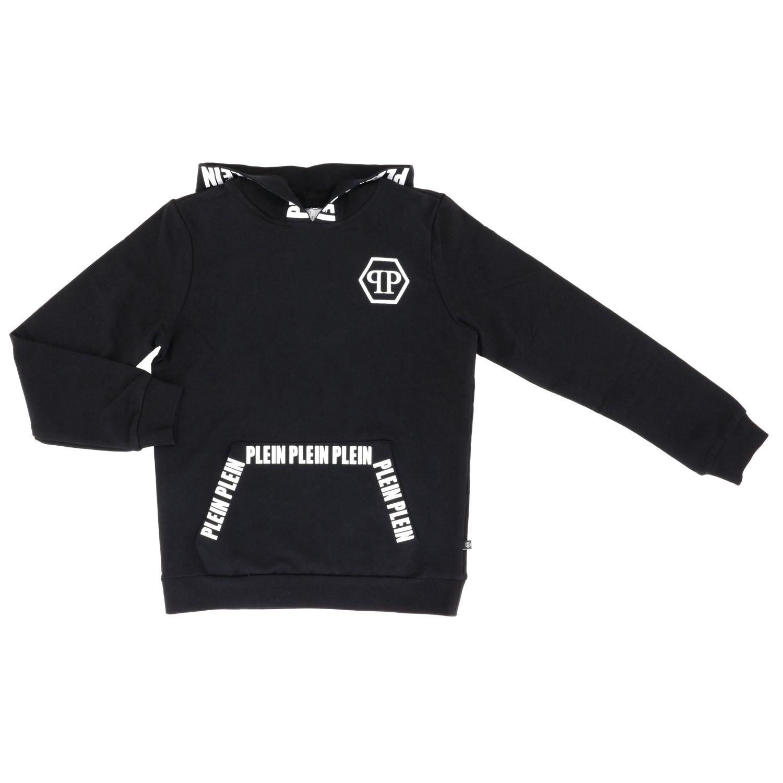 Sweater kids Philipp Plein black 1