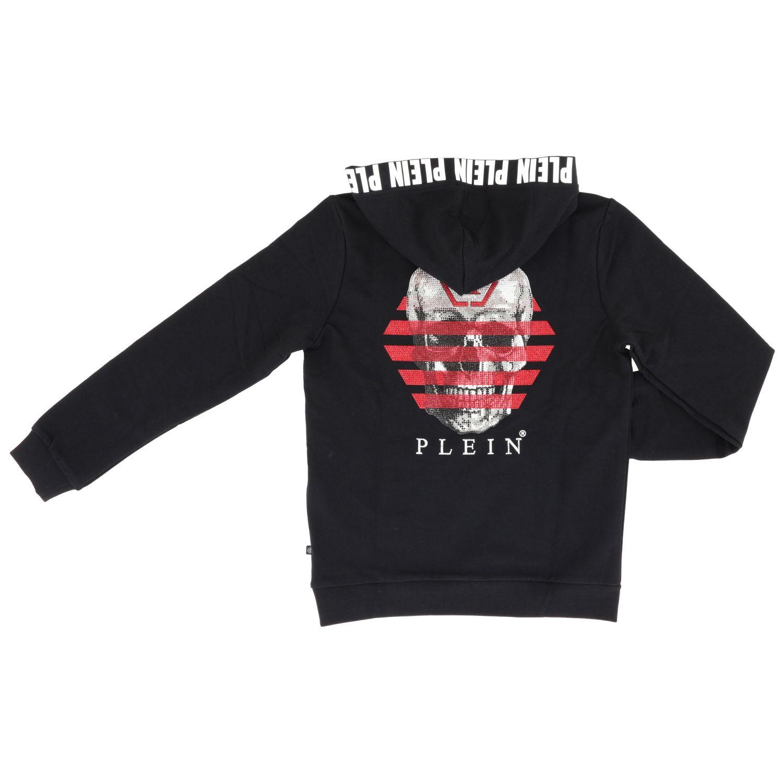 Sweater kids Philipp Plein black 2