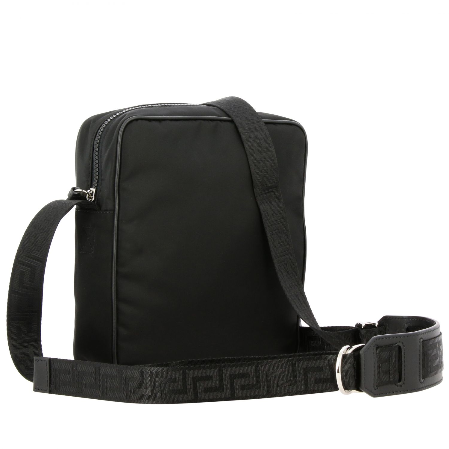 Shoulder bag Versace: Bags men Versace black 3
