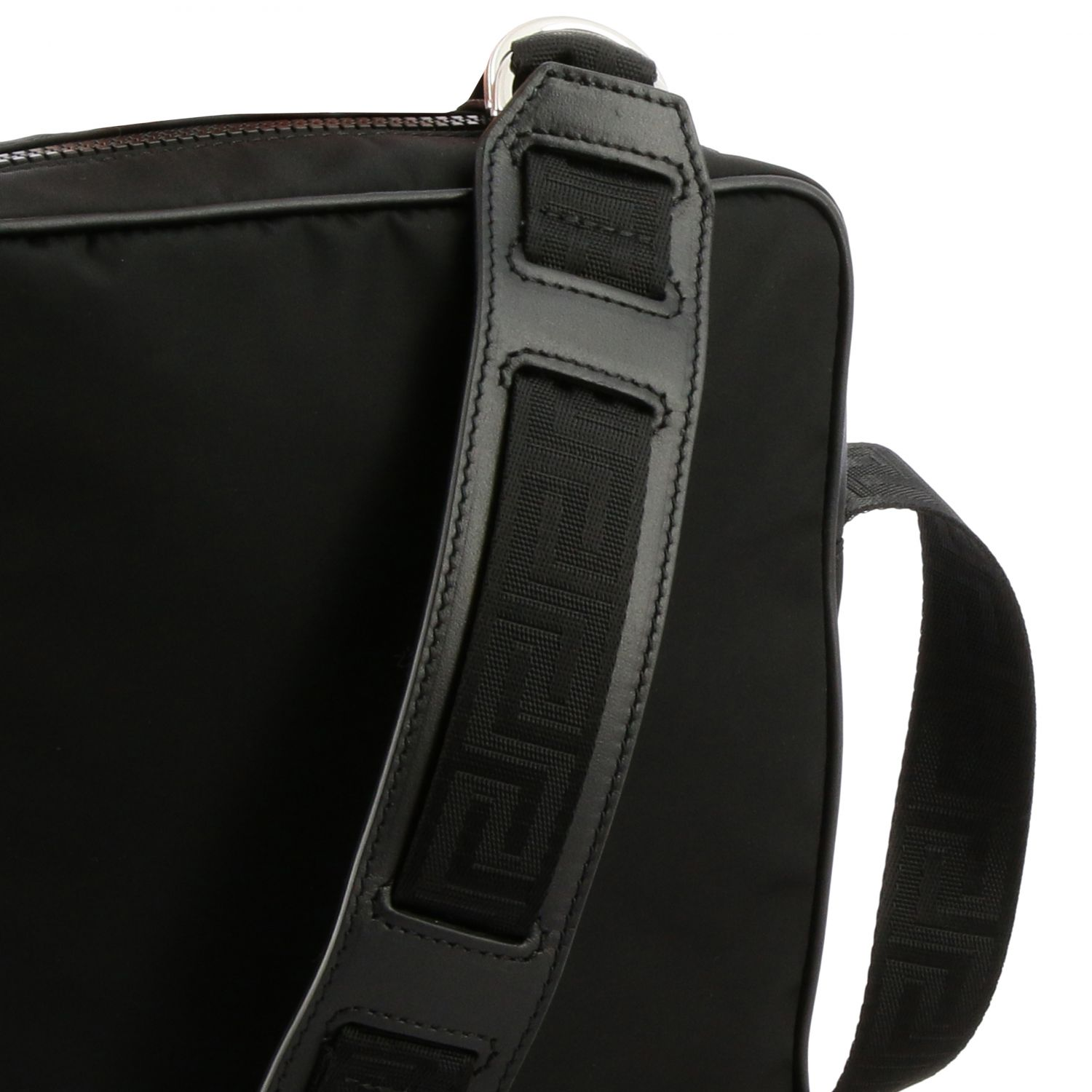 Shoulder bag Versace: Bags men Versace black 4