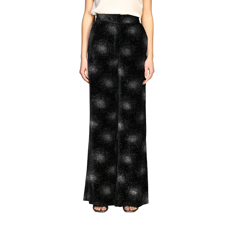 Pantalon femme Sonia Rykiel noir 1