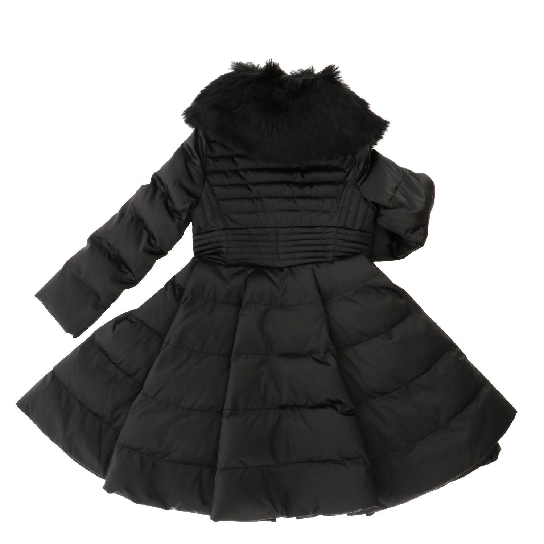 外套 儿童 Elisabetta Franchi 黑色 2