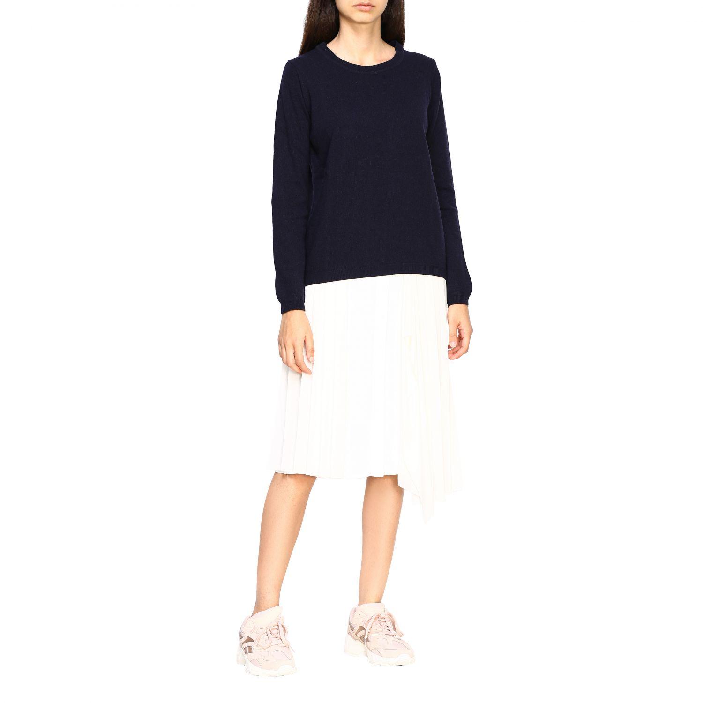 Sweater women Re_branded blue 2