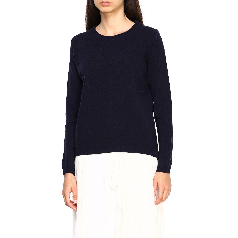 Sweater women Re_branded blue 4