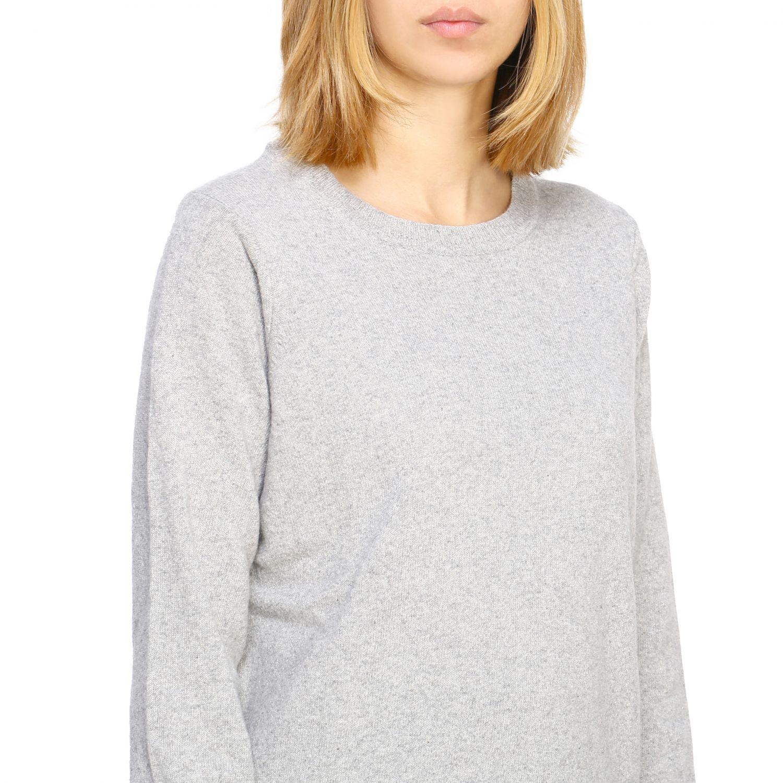 Pullover damen Re_branded grau 5