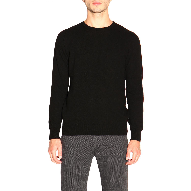 Pullover herren Re_branded schwarz 1