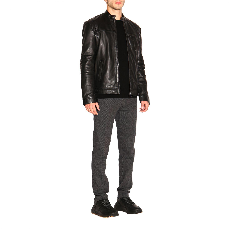 Pullover herren Re_branded schwarz 2