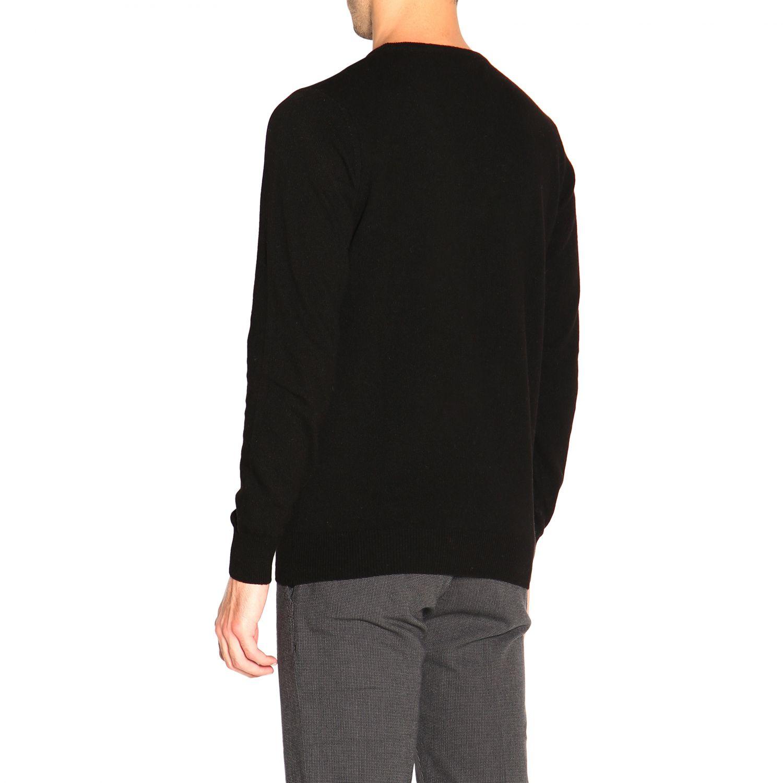 Pullover herren Re_branded schwarz 3