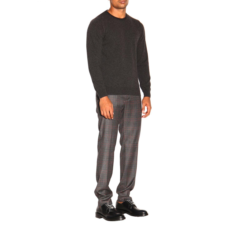 Pullover herren Re_branded charcoal 2