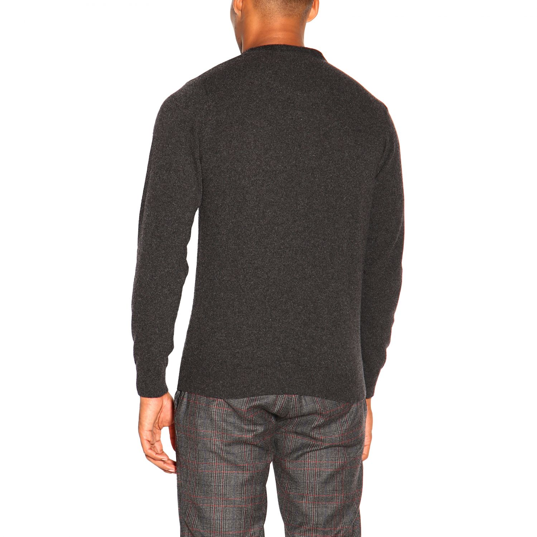 Pullover herren Re_branded charcoal 3
