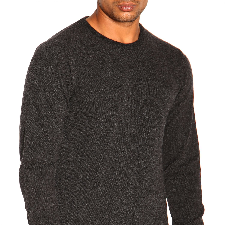 Pullover herren Re_branded charcoal 5