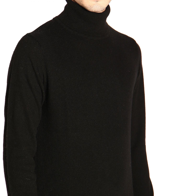 Pullover herren Re_branded schwarz 4