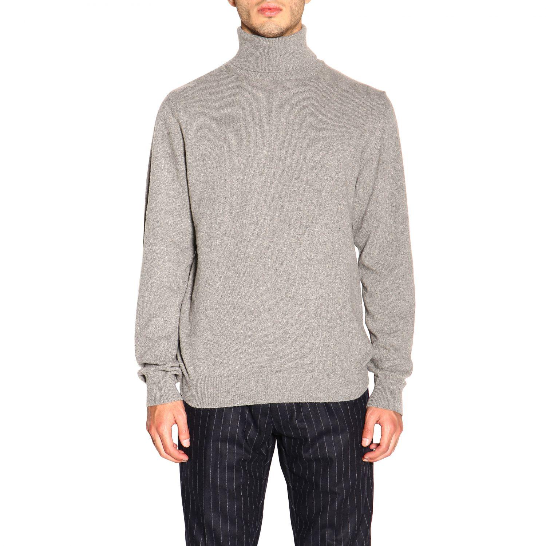 Pullover herren Re_branded grau 1