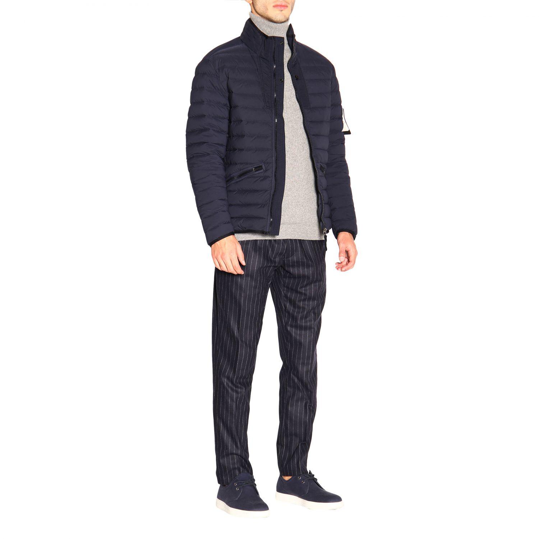 Pullover herren Re_branded grau 2